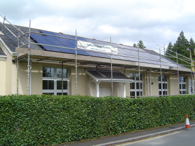 Village Hall PV